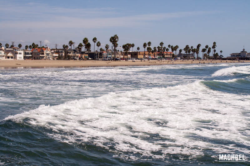 Recorrido por Newport Beach, California, Estados Unidos