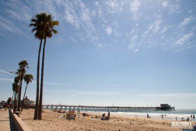 Recorrido por Newport Beach, California, Estados Unidos