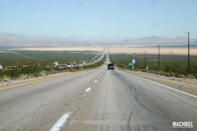 Visitando las Vegas, ciudad de Nevada, Estados Unidos