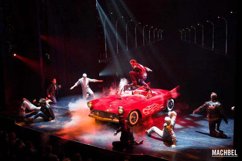 Musical de Grease en New York, Estados Unidos