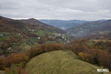 Cuencas mineras de Asturias, España