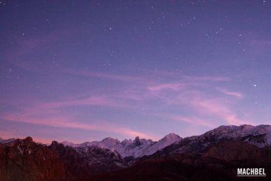 Mirador de Asiego, Picos de Europa, Asturias