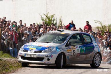Rally de Tineo 2009, Asturias