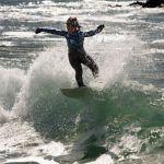 Surf en Tapia de Casariego, Asturias