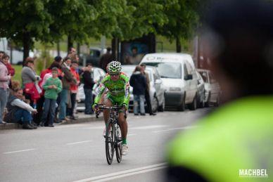 Vuelta ciclista a España en Gijón, 2009, Asturias
