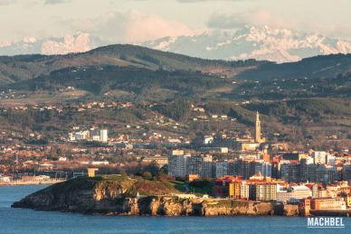 Recorrido fotográfico por Gijón, capital de la costa verde. Asturias, España