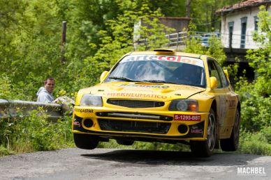 Rally de Grado 2010, Asturias, España