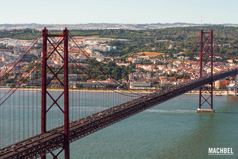Los puentes de Lisboa - machbel