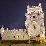 Torre de Belém en Lisboa, Portugal