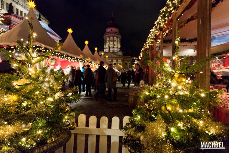 Mercadillos de navidad en Berlín, Alemania