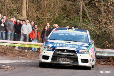 Rally de Pravia 2010, Asturias, España