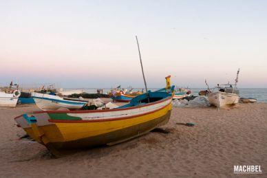 Recorrido por el Algarve, región al sur de Portugal