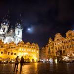 Visita a la Plaza Vieja de Praga