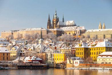 Visita al Castillo de Praga, República Checa