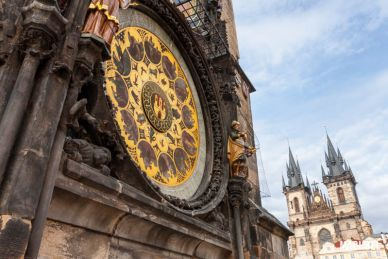 Torre del Reloj de Praga, República Checa