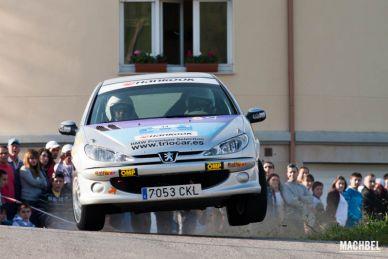 Rally de Tineo 2011, Asturias, España