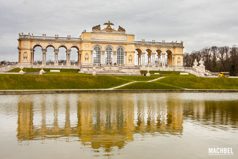 Visita al Palacio de Schönbrunn, Viena, Austria