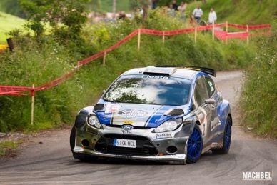 Rally de Cantabria Infinita 2011, Cantabria, España
