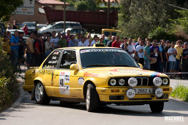 Rally de Gijón Arroes 2011, Asturias, España