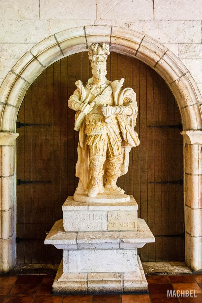 Alfonso VII, el rey de la época en España