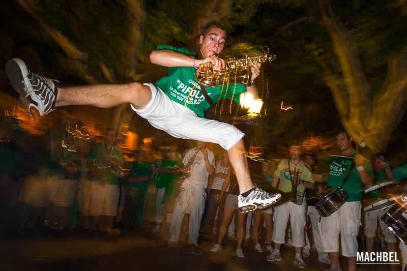 Fiestas de San Roque 2011, Calatayud. Aragón España