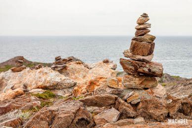 Cap de Creus, el cabo más oriental de la península Ibérica. Cataluña, España