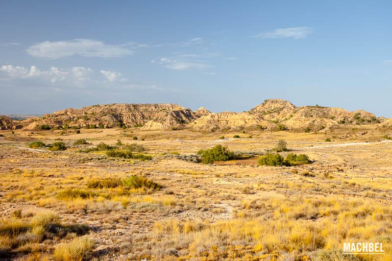 Los monegros el desierto olvidado de espa a machbel for La cocina del desierto madrid