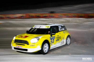 Trofeo Andrós de carreras sobre hielo 2011 en Andorra