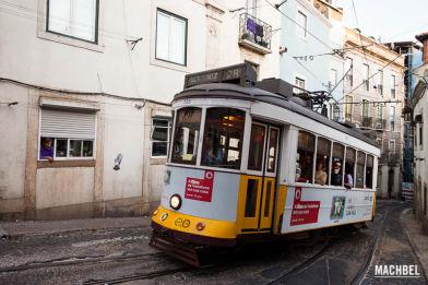 Instantes de Lisboa, capital de Portugal