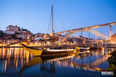 Visita a la ciudad de Oporto, Portugal