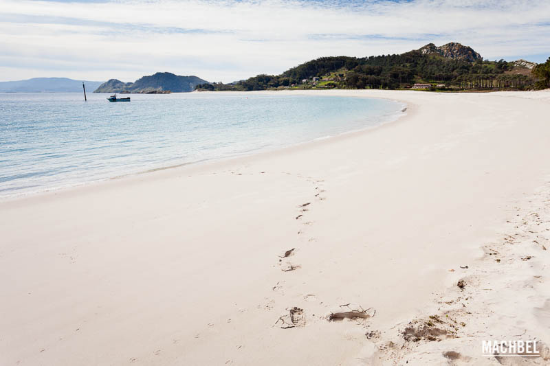 Playa de Rodas, Islas Cíes, Grecia