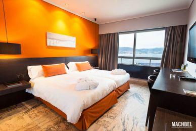 Visita al Hotel Sercotel Bahía de Vigo 4*, Galicia, España
