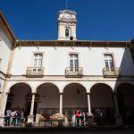 Claustro de la Universidad de Coimbra