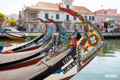 Aveiro, la Venecia Portuguesa. Portugal
