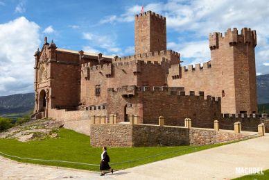 Ruta de los Castillos y Fortalezas de Navarra, España