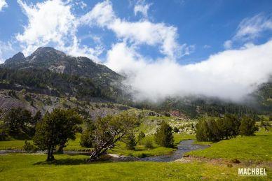 Valle de la Ribagorza, Pirineos de Huesca, Aragón, España