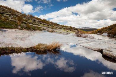 Ruta por la Garganta de Valdeascas, Parque Natural de la Sierra de Gredos. Ávila, España