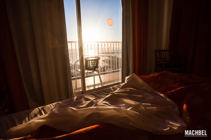Empieza un nuevo día en el Hotel Horizonte Hotel Amic Horizonte en Palma de Mallorca Islas Baleares España La blogroom del Hotel Amic Horizonte en Palma de Mallorca