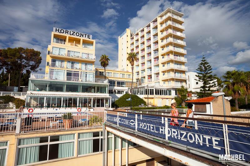 Hotel Horizonte Hotel Amic Horizonte en Palma de Mallorca Islas Baleares España La blogroom del Hotel Amic Horizonte en Palma de Mallorca