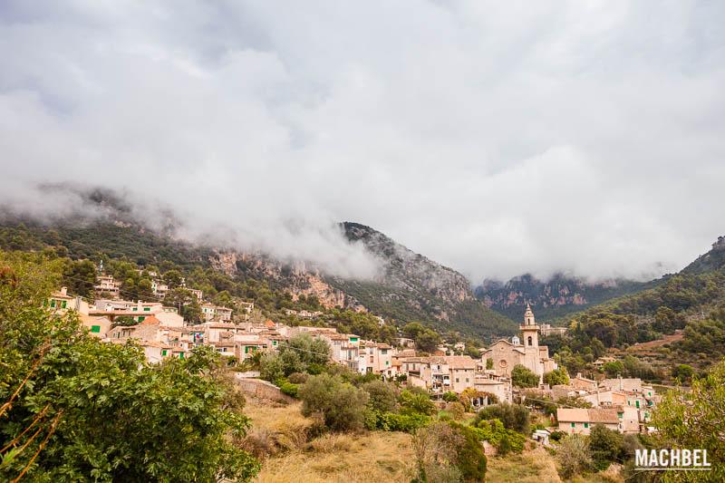 Visita al pueblo de Valldemossa, Mallorca, Islas Baleares, España