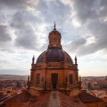 Visita a Salamanca, ciudad Patrimonio de la Humanidad. Castilla y León, España