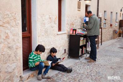 Visita a la Villa del Libro de Urueña, Valladolid, Castilla y León, España