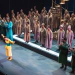 Ópera Turandot en Oviedo, Teatro Campoamor, Asturias, España