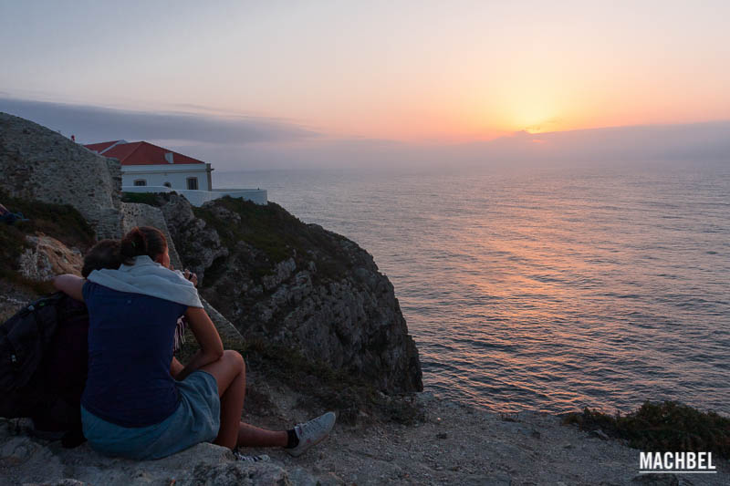 Gu a para visitar el algarve portugal machbel - Cabo san vicente portugal ...