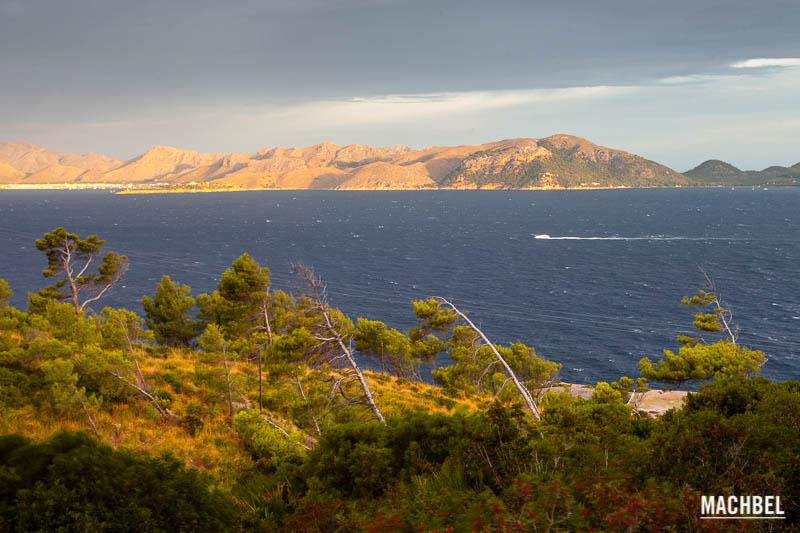 Petit hotel la victoria relax en plena naturaleza de - Islas de baleares ...