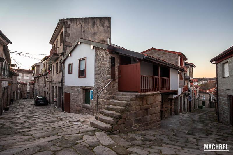 Allariz Spain  city photos gallery : Calle del casto histórico de Allariz Visita al pueblo de Allariz ...