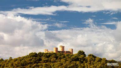 Castillo de Bellver en Palma de Mallorca, Islas Baleares, España