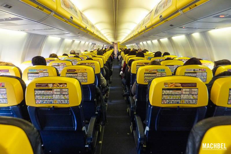 6 consejos para volar con ryanair (actualizado 2018) - machbel