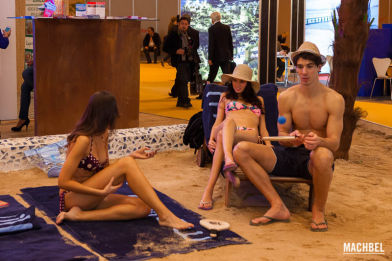 Feria del turismo de Madrid Fitur 2013