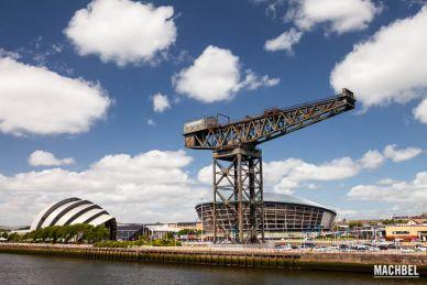Recorrido por Glasgow, la ciudad más grande de Escocia, Reino Unido